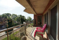 2 Bed Condo on Lakeshore in Pointe-Claire, West Island