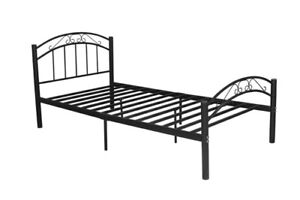 Bed frame, Foam Mattress and Fold a bed ($ 30 each)