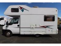 Geist Spirit 560 4 Berth Motorhome for sale