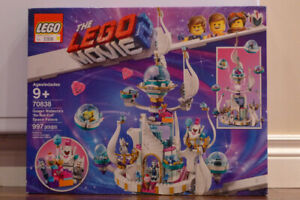 NEW Lego Queen Watevra's So-Not-Evil Space Palace - Lego Movie 2