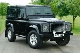 LAND ROVER DEFENDER 90 TDci XS AUTOMATIC STATION WAGON
