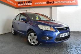2009 Ford Focus 1.8TDCi Diesel 115ps Style £100 A Month £0 Deposit