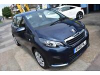 GOOD CREDIT CAR FINANCE AVAILABLE 2016 66 PEUGEOT 108 1.0 ACTIVE 3 DOOR