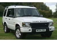 Land Rover Discovery 2 Td5 Commercial