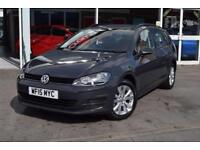 2015 15 VOLKSWAGEN GOLF 1.6 S TDI BLUEMOTION TECHNOLOGY 5D 103 BHP DIESEL
