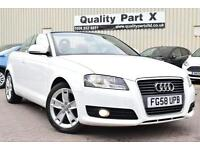 2009 Audi A3 Cabriolet 2.0 TFSI Sport S Tronic 2dr