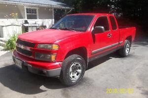 2007 Chevrolet Colorado Pickup Truck