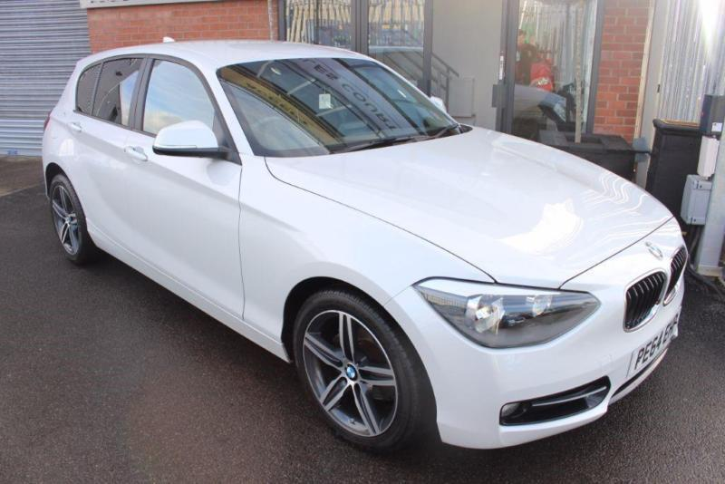 BMW 114i SPORT-1OWNER-BLUETOOTH