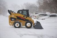 Skid Steer / Bobcat Services *SNOW REMOVAL * 24 hours a day *