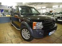 2008 Land Rover DISCOVERY 3 2.7 TD V6 SE 5dr Finance/ 7 Seats/ HPI Clear