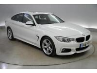 BMW 4 Series Gran Coupe 420d [190] M Sport 5dr [Professional Media]
