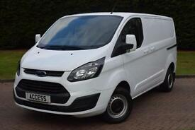 Ford Transit Custom 2.2TDCi 100PS ECOnetic 270 L1H2
