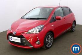 image for 2020 Toyota Yaris 1.5 Hybrid Y20 5dr CVT [Mono-tone] Auto Hatchback Hybrid Autom