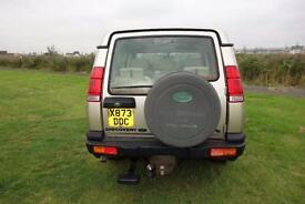 2000 Land Rover Discovery 2 2.5 TD5 ES 5dr