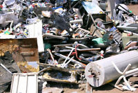 FREE SCRAP METAL PICK UP ANYWHERE IN THE CITY  I TAKE FURNACES