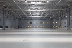 Looking for warehouse space