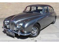 Daimler V8 250 2.5 iconic classic jaguar mk2 Daimler coach built
