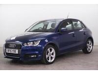 2015 Audi A1 SPORTBACK TDI SPORT Diesel blue Manual