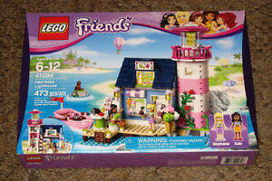 New LEGO FRIENDS: Heartlake Lighthouse Set 41094 (2015) Sealed