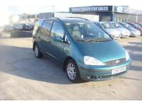 Ford Galaxy 1.9TD ( 115ps ) auto 2001MY Zetec