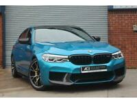 2018 BMW M5 M5 4dr DCT [Competition Pack] SALOON Petrol Automatic