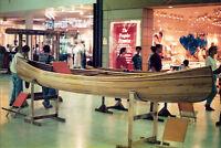16' Prospector Cedar Strip Canoe