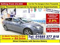 2014 - 63 - TOYOTA AVENSIS ICON 2.0 D-4D 5 DOOR ESTATE (GUIDE PRICE)