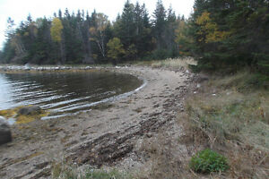 Cape Breton Waterfront Land For Sale