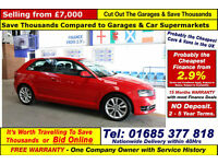 2011 - 61 - AUDI A3 SPORT 2.0 TDI 138BHP 3 DOOR HATCHBACK (GUIDE PRICE)