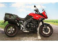 Triumph Tiger Sport **Engine Bars, Soft Luggage, Givi Screen**