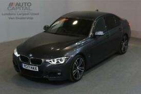 BMW 3 SERIES 2.0 330E M SPORT AUTO 181 BHP HYBRID ELECTRIC A/C SAT NAV