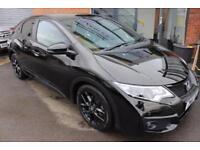 Honda Civic I-DTEC SPORT-REVERSE CAM-BLUETOOTH