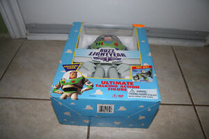 Toy Story 1995 BNISB Buzz Lightyear Ultimate Action Figure NEW Oakville / Halton Region Toronto (GTA) image 5