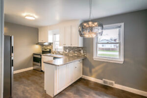 FULLY RENOVATED, SS APPLIANCES, FAMILY NEIGHBORHOOD