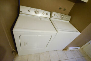 COMBO - Washer - laveuse / Dryer - secheuse Maytag