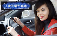 HIRING DRIVERS FOR THE NEW YEAR: UP TO $40/HR + SIGN UP BONUS!