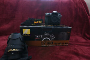 Nikon D7100 with 18-140mm VR lens