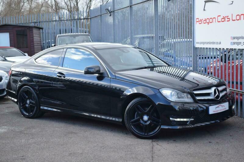 2013 Mercedes-Benz C Class C250 Coupe 2 1CDi BluEff 204 SS AMG Sport 7GT+  Diesel | in Watford, Hertfordshire | Gumtree