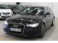 2012 Audi A6 Saloon 3.0 TDI S line S Tronic Quattro 4dr