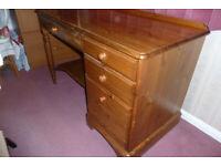 Ducal Pine Office Desk.