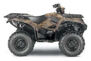 SALE ON ALL 2016 GRIZZLY & KODIAK 700'S