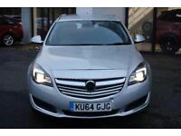 2014 Vauxhall Insignia 2.0 CDTi ecoFLEX Tech Line Sport Tourer 5dr