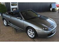 TROPHY CARS MGF MGTF,ONLY 16000 MILES,IMMACULATE CONDITION,NEW HEADGASKET,RAC