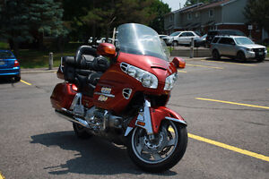 Honda Goldwing 1800 ABS