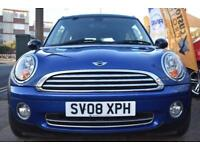 BAD CREDIT CAR FINANCE AVAILABLE 2008 08 Mini Cooper Clubman 1.6