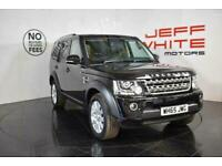 2016 Land Rover Discovery SE Commercial Sd V6 Auto Diesel black Automatic