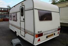 Swift Challenger 460/4 4 Berth Caravan £2,200