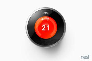 Nest Thermostat Installation Services $115