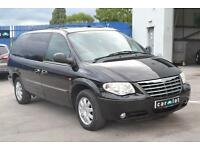 2005 Chrysler Grand Voyager 2.8 CRD Limited 5dr