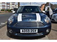 2009 59 MINI 1.6 COOPER CHILLI GOOD AND BAD CREDIT CAR FINANCE AVAILABLE